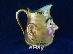 39540 Old Vintage Antique Pub Jug Water Bar Sign Whisky Liquor Bottle Greer's