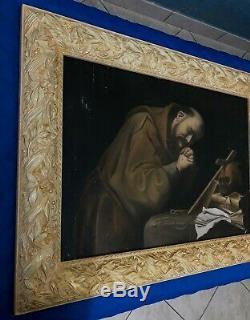 ANTIQUE 17th CENTURY OLD MASTER OIL PAINTING ORIGINAL ITALIAN NEAPEL 1680-1690