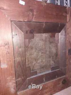 ANTIQUE 18th CENTURY OLD MASTER OIL PAINTING ORIGINAL 1750 MARIA