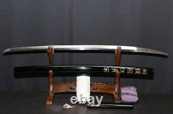 (AY-82) Very old Blade SAGAMINO KUNI SADAMUNE sign NANBOKUCHYOU age