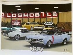 New David Snyder Oldsmobile 1968 Hurst Olds 442 W-30 Cutlass Dave