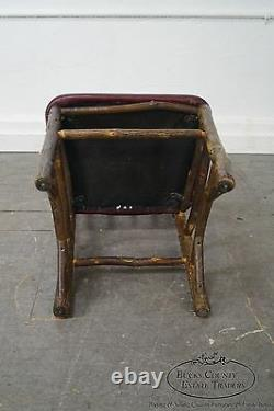 Old Hickory Signed 64D Tavern Side Chair (B)